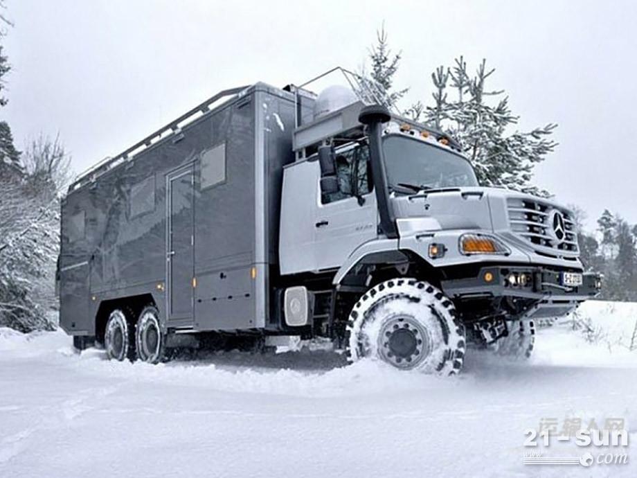 车型首页 参数配置 车评 实拍图片 查看所有车系 奔驰卡车 Zetros重卡
