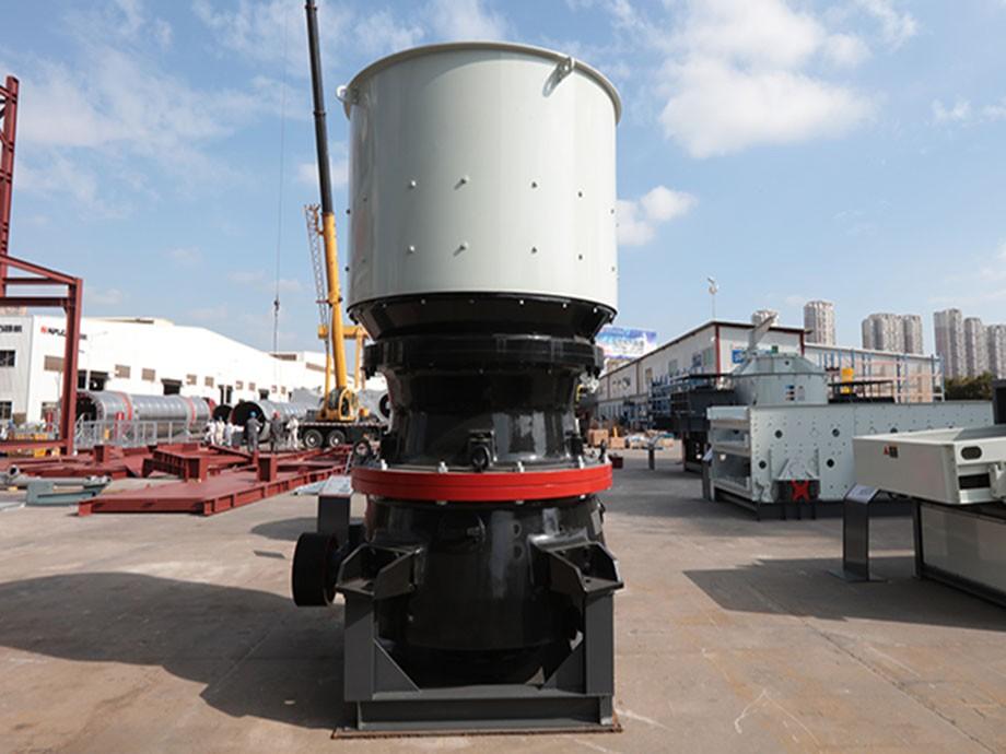 GC系列单缸液压圆锥破碎机
