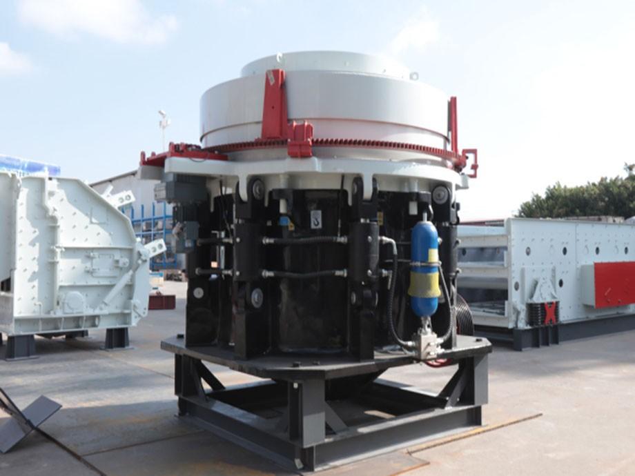 VC系列多缸液压圆锥破
