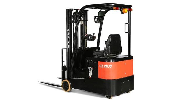 CPD12TVE3 1.2吨电动叉车(三支点)