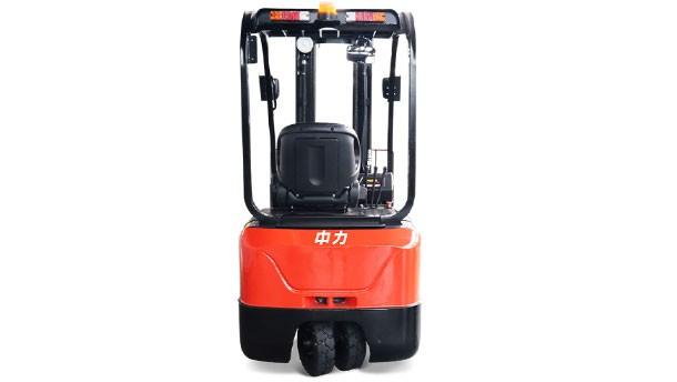 CPD15/18/20TV 1.5/1.8/2.0吨电动平衡重叉车(三支点)