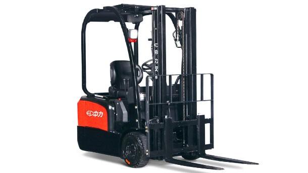 CPD15/18/20TV8 1.5/1.8/2.0吨电动叉车(三支点)