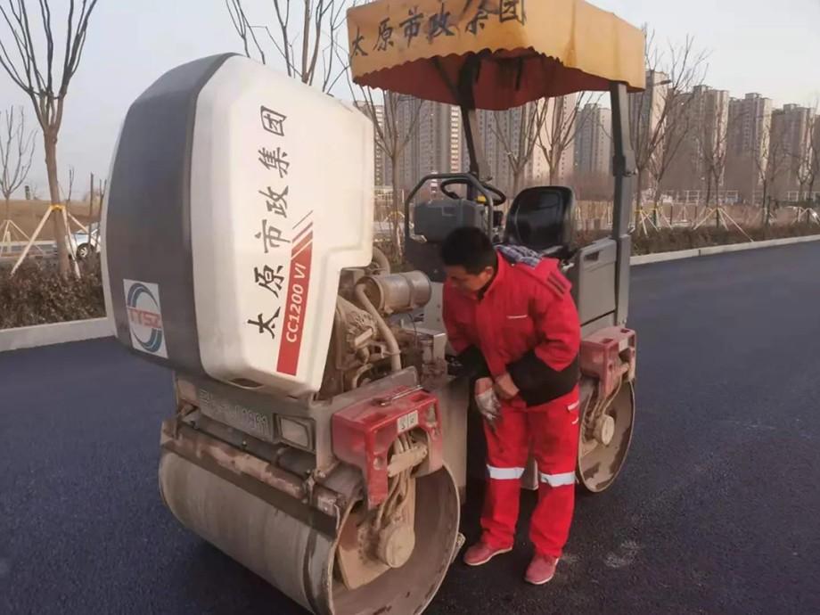戴纳派克冬季巡检 挑战严寒 暖心服务