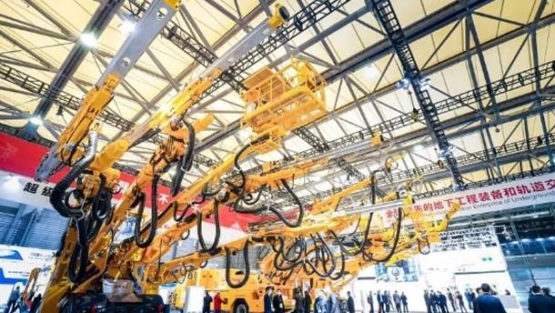 bauma CHINA 2020│铁建重工打造超级地下工程装备 助力全球超级工程建设