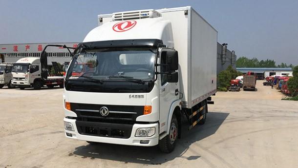 東風凱普特 4.2米冷藏車
