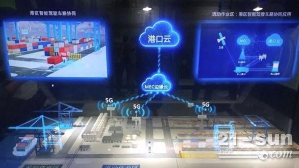 2021智慧港口设备展