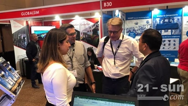 黄庆丰拜访哥伦比亚用户并出席美洲TOC展会