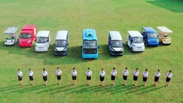五彩菱语丨专用车事业部开展优雅仪态礼仪展示活动