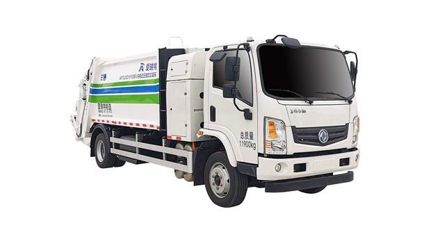 ART5120ZYSY92BEV纯电动压缩式垃圾车