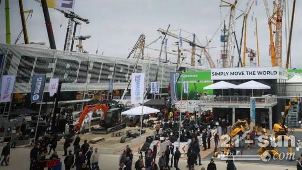 赏全球最大工程机械展上的属具
