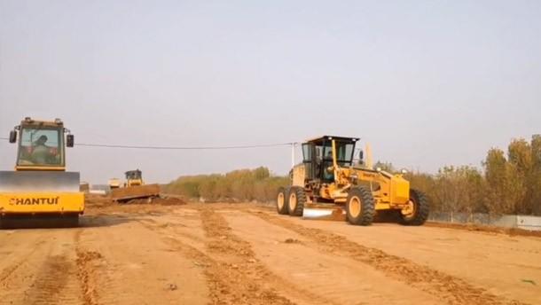 SG18-C5濟南公路建設施工