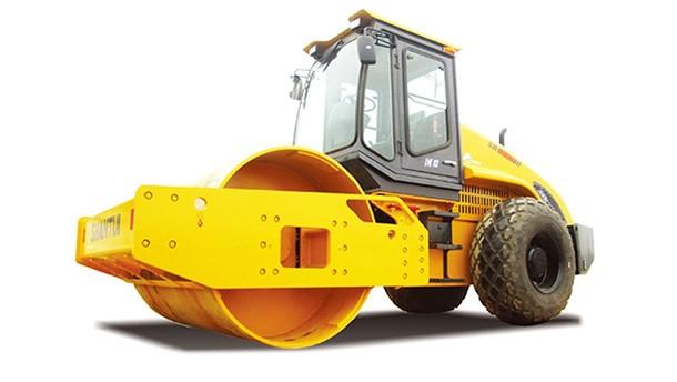 山推SR20MA單鋼輪壓路機高清圖片