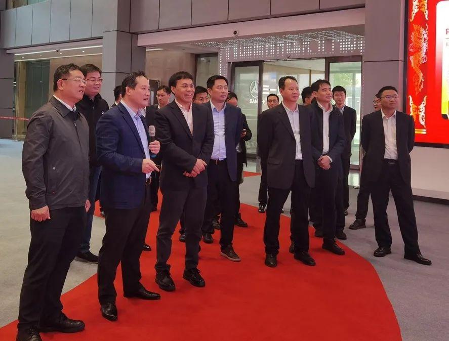 深化合作交流!李汉阳走访东风柳汽、一汽解放青岛、三一集团