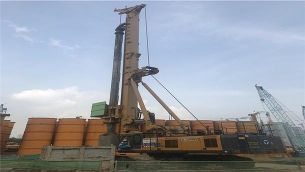 徐工XR400S旋挖钻机