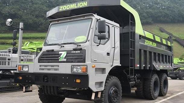 中联重科矿用自卸车ZT70