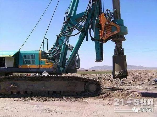 """旋挖钻机发展面临的这四个问题是""""硬伤""""!"""