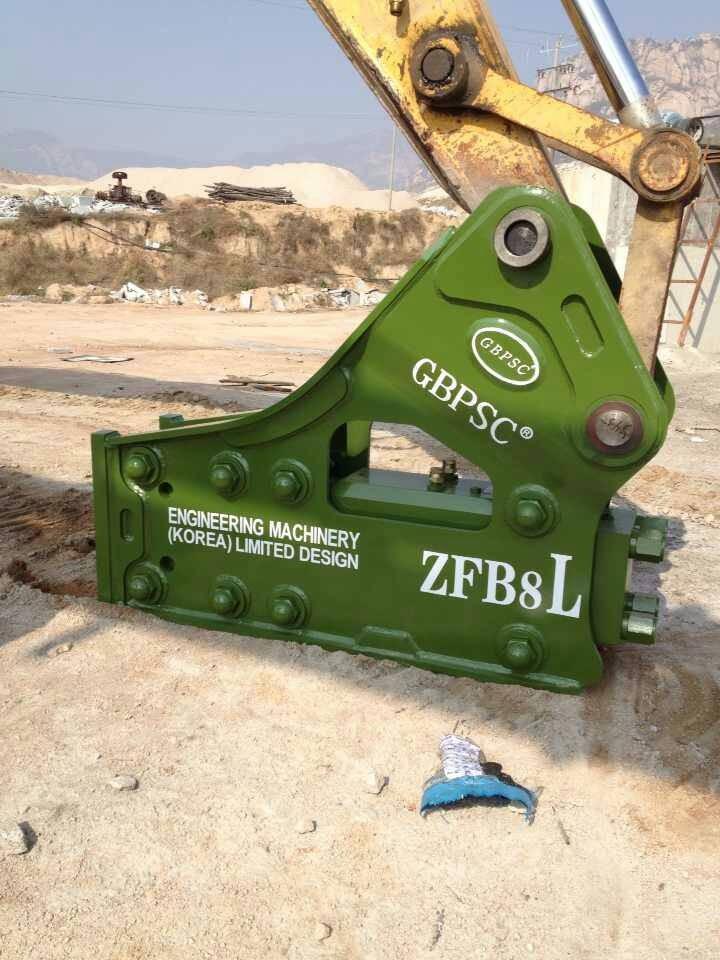 工兵GBPSC-ZFB-8L/8F破碎锤