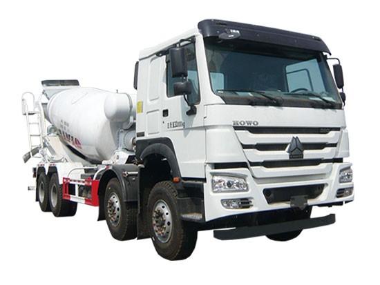 亞特重工豪濼混凝土攪拌運輸車