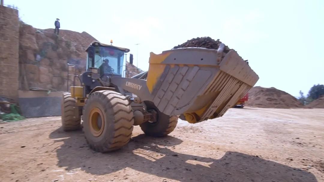 徐工6噸扛起磷礦重鎮半壁江山