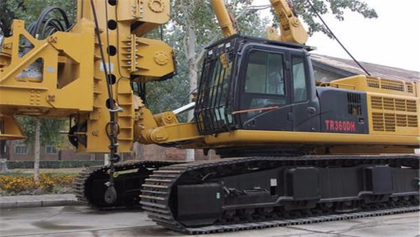 中车重工tr550旋挖钻机