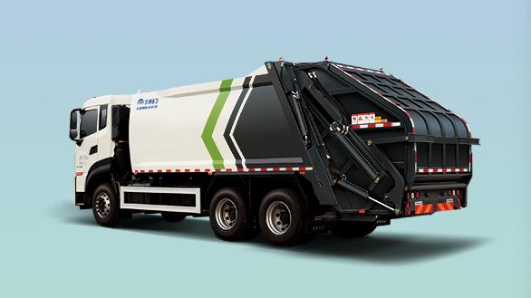压缩式垃圾车-25t YTZ5250ZYS20D6