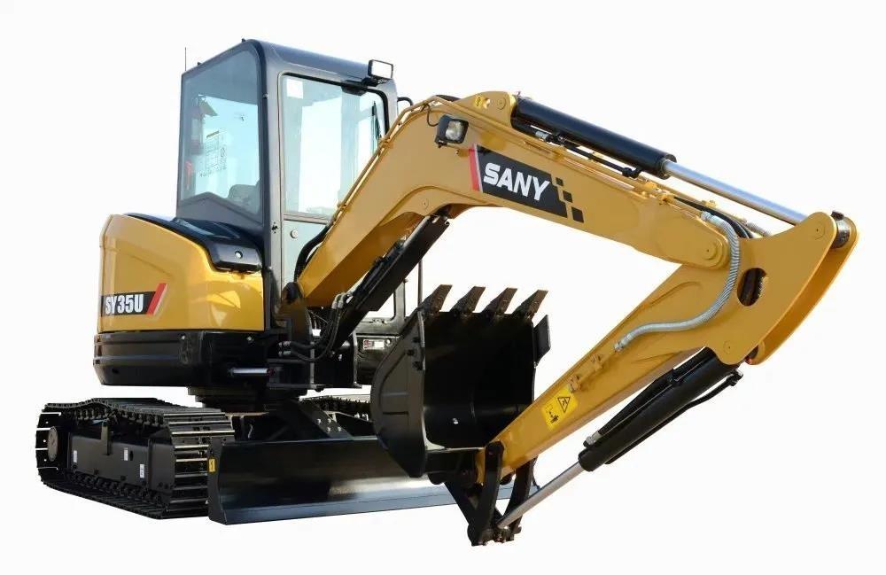 三一:假如买挖机像买房......