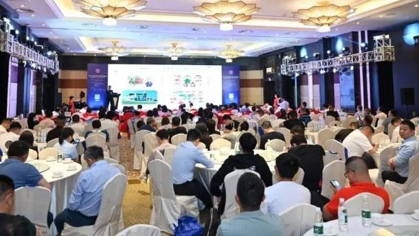 南方路機出席第八屆中國(上海)高品質機制砂綠色發展和應用高峰論壇