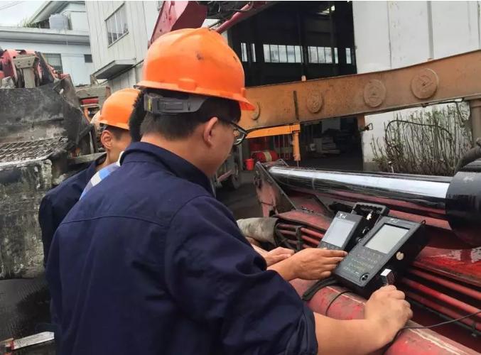 【价值服务·始终如一 】浙江三一2018年泵车巡检活动盛大启航