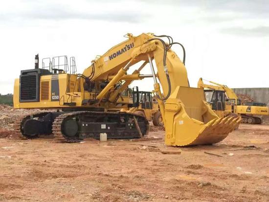 测评:听说你想要一台这样的矿山挖掘机?