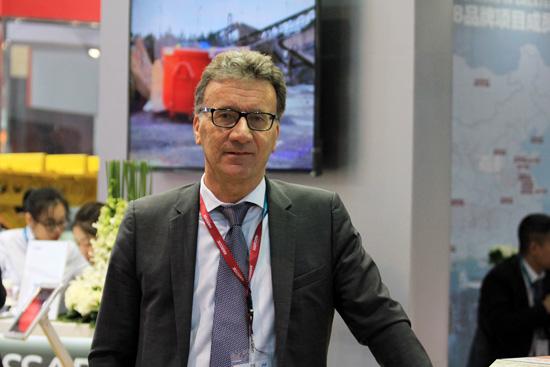 SSAB瑞典钢铁PO Stark:为中国客户提供一流产品