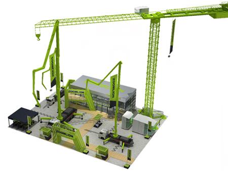 中联重科将亮相美国拉斯维加斯国际工程机械展