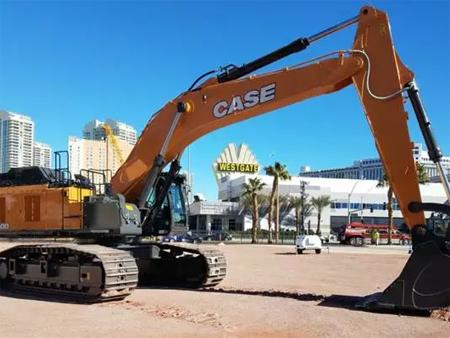 凯斯推出新CX750D挖掘机 彰显强劲马力和高效生产力