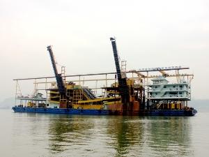 用数据说话 东风康明斯QSZ13发动机制胜重庆采砂船
