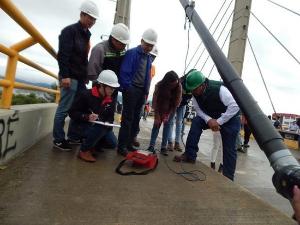 欧维姆在线数据采集系统为中国桥梁安全实时保驾护航