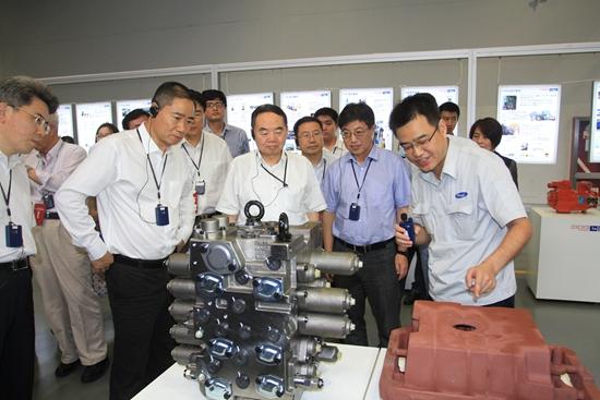 工业强基,恒立先行先试泵阀领域实现突破