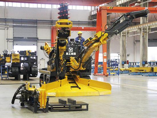 《铁腕儿·测评》:全球首创!暗挖工法施工利器