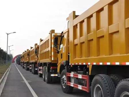 徐工自卸卡车、挖掘机实现批量出口缅甸