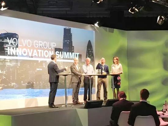 全球三地峰会完美落幕,沃尔沃集团与你携手应对未来挑战!