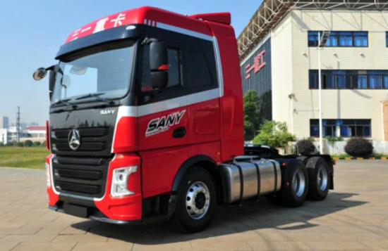 招募令:万元征集三一卡车Logo及车型名称!