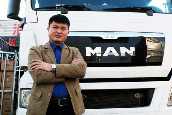 王晓辉:曼恩的深圳宣传员