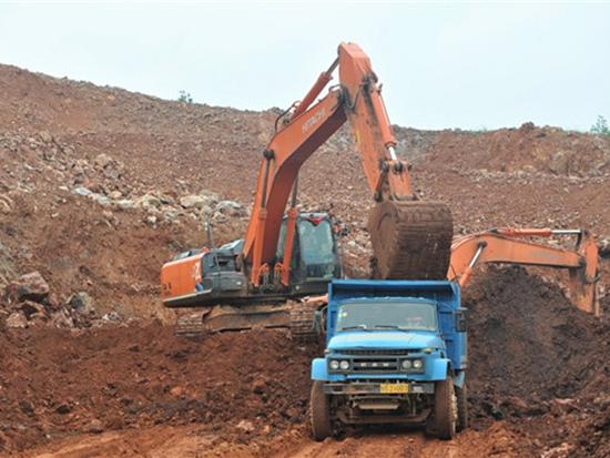 日立建机ConSite助力安徽省最大露天金矿转型升级