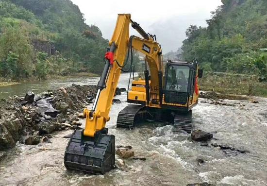 寶鼎挖掘機廠家10月熱銷產品90挖掘機型號