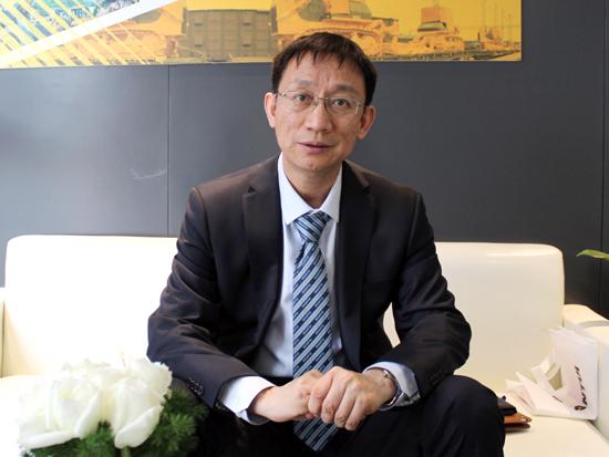 山推刘春朝:打造一体化工程机械智能施工群