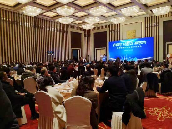 山河智能江苏保障中心成立,同期交流会斩获订单8500万