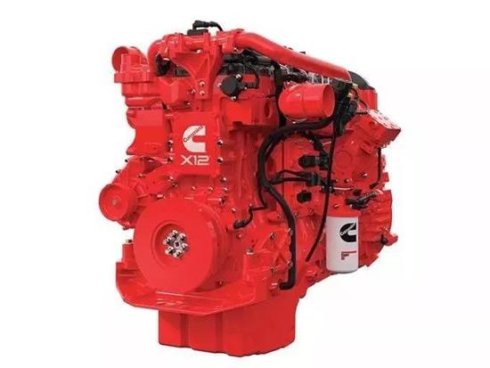 康明斯X12发动机荣获美国Jim Winsor技术成就奖