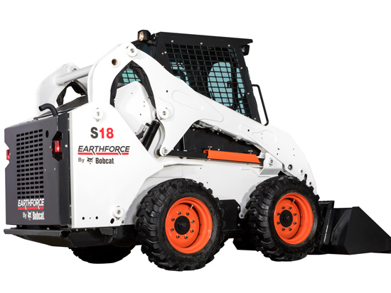 產品測評:山貓S18滑移裝載機
