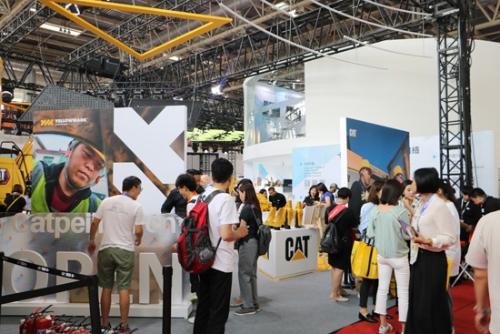 卡特彼勒首次在中国推出电商平台CAT^R(卡特)配件商城