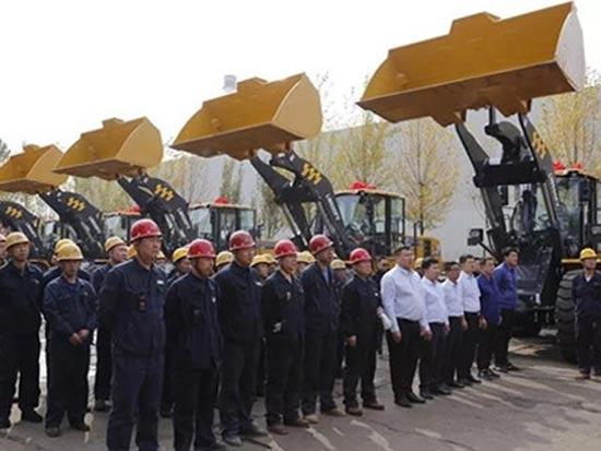 再交12台大吨位!是什么让这家钢企一直选择徐工装载机?