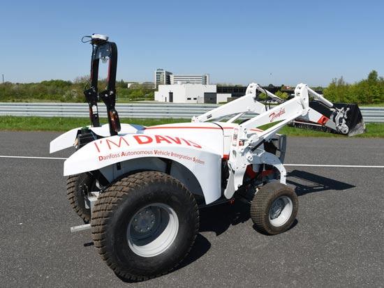 丹佛斯联手ASI公司发力无人驾驶车辆市场