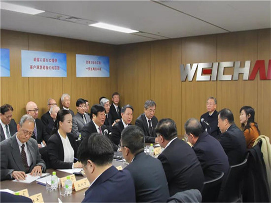 山东省委书记刘家义:潍柴要在科技强省、制造业兴省中当好排头兵